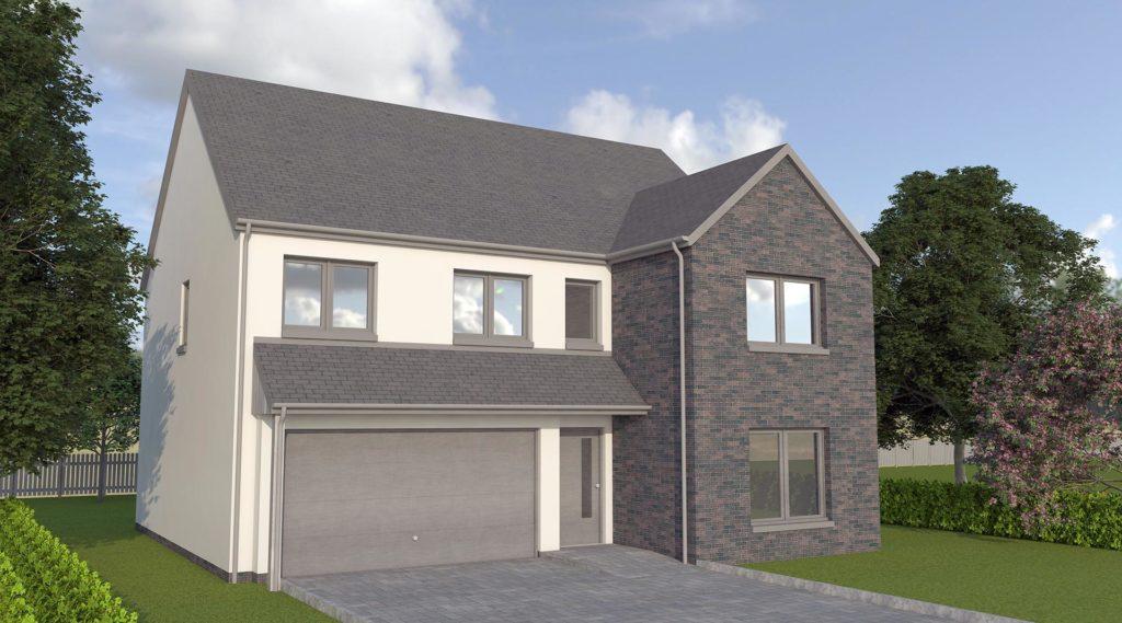 Lewis Home Sunnyside estate Montrose