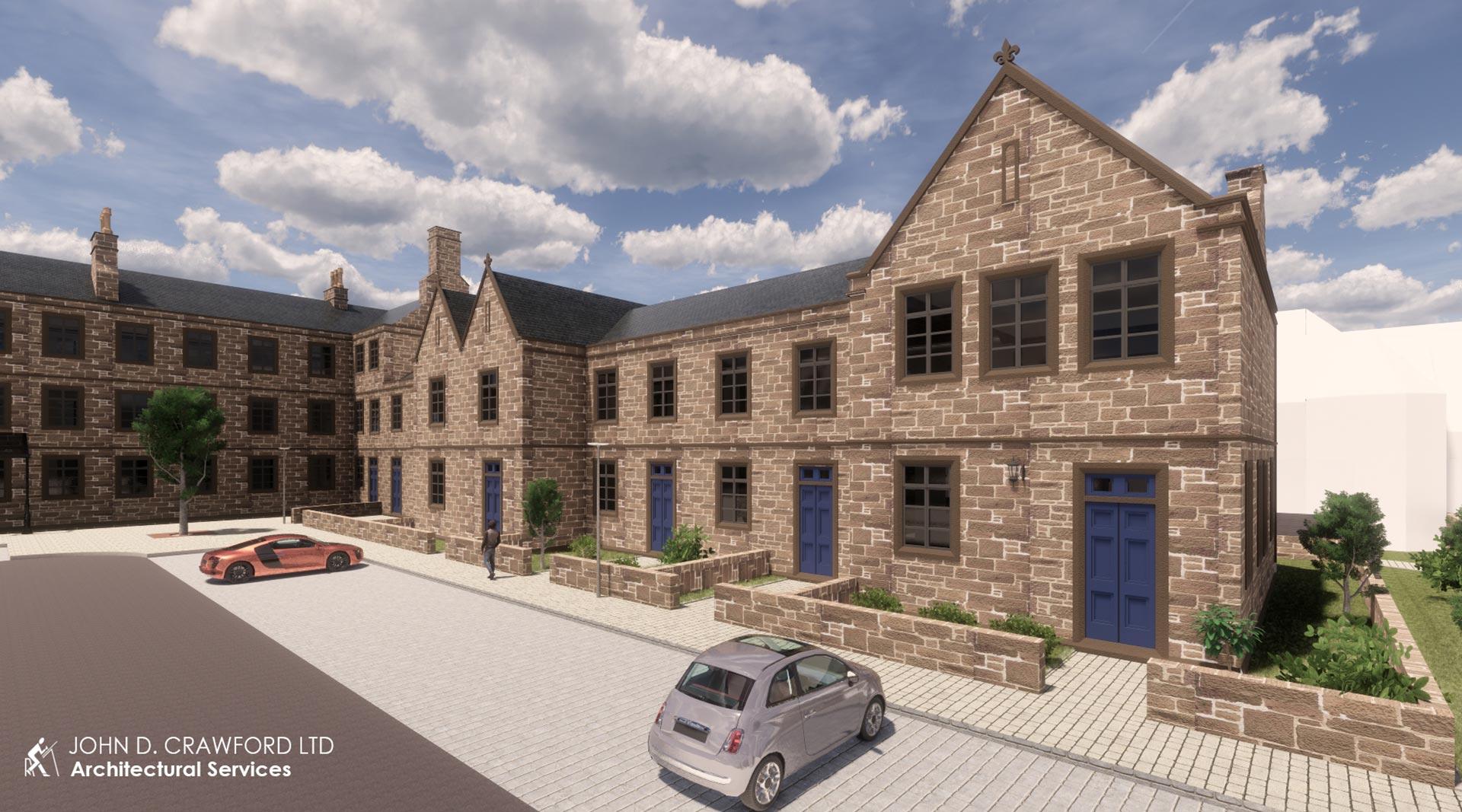 Townhouse Sunnyside Estate montrose